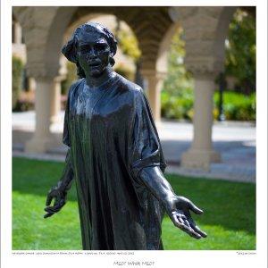 Rodin - Stanford University Campus