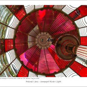 Fresnel Lens - Umpqua River Light
