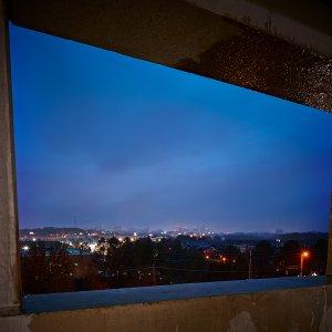 Parking Deck Frame City View 016 Copy
