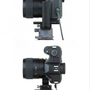 Leica S With Cable On Smartflex