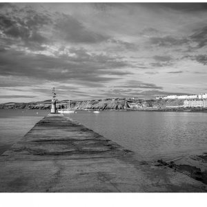 Peel Bay At Dusk