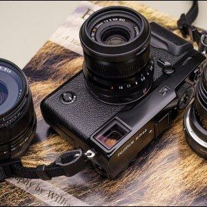 Fuji X Pro2 and lenses