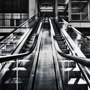 Miami Escalator