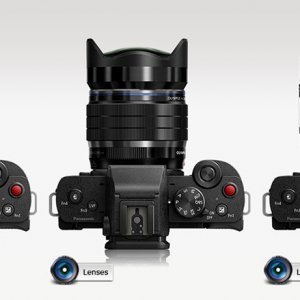 G100 with lenses