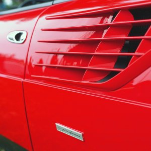 Jay Ofsthun Memorial Car Show Anchorage 2019 - Ferrari